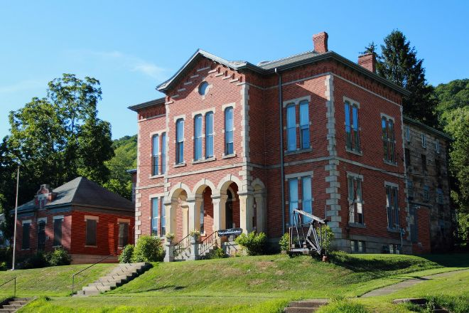 McKean County Historical Society, Smethport, United States