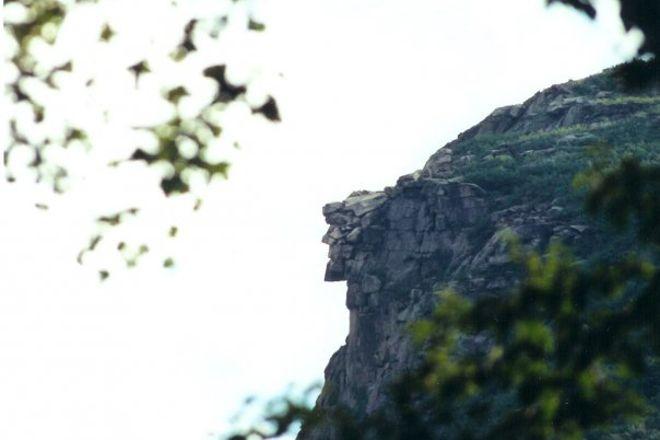 Old Man of the Mountain Profile Plaza, Franconia, United States