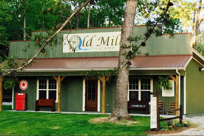 Old Mill Camp and General Store, Cookeville, United States