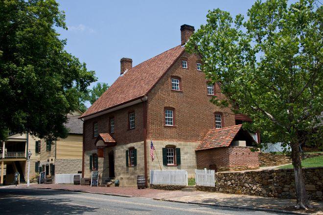Old Salem Museums & Gardens, Winston Salem, United States