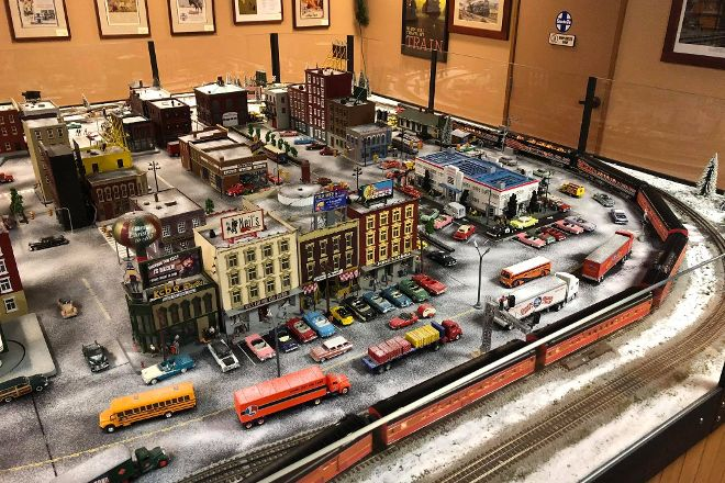 Old Town Model Railroad Depot, San Diego, United States