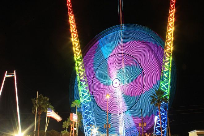 Old Town Sling Shot & Vomatron, Kissimmee, United States