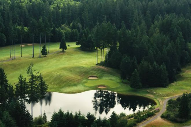 Gold Mountain Golf Club, Bremerton, United States