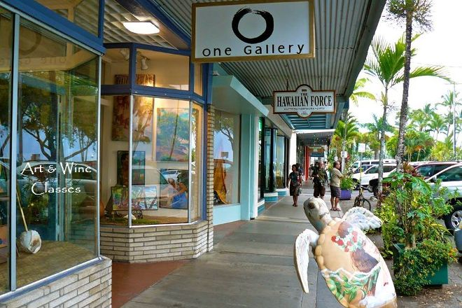 One Gallery, Hilo, United States