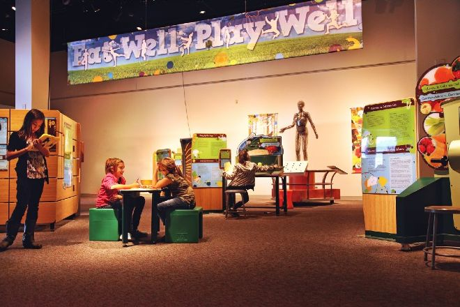 Oregon Museum of Science and Industry, Portland, United States