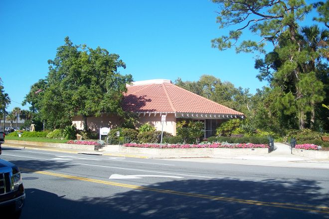 Ormond Memorial Art Museum & Gardens, Ormond Beach, United States