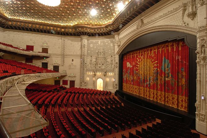SHN Orpheum Theatre, San Francisco, United States