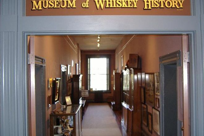 Oscar Getz Museum of Whiskey History, Bardstown, United States