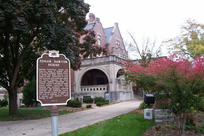 Oshkosh Public Museum, Oshkosh, United States