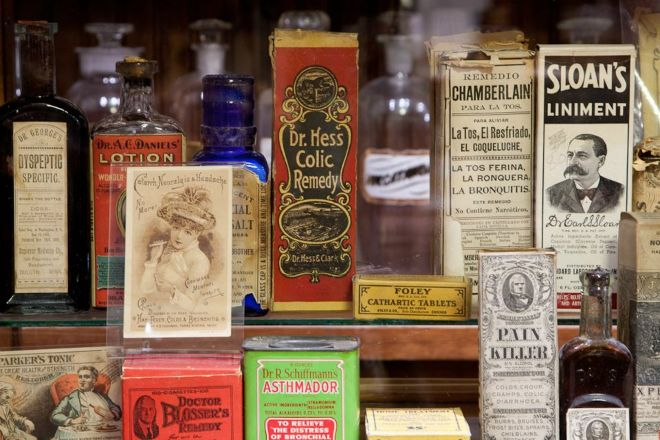 Ouray Alchemist Museum, Ouray, United States