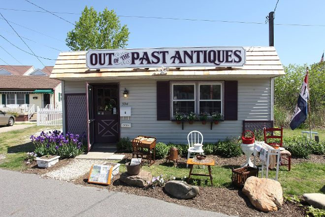 Out of the Past Antiques, Cape May, United States