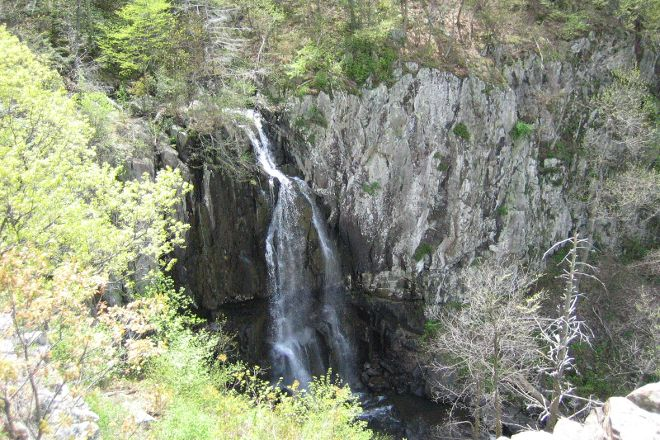 Overall Run Falls, Shenandoah National Park, United States