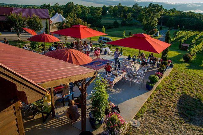 Overmountain Vineyards, Tryon, United States