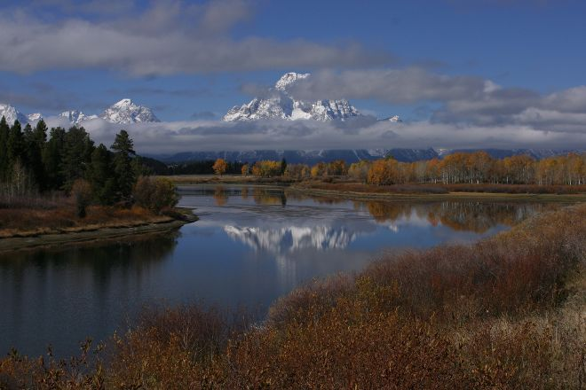 Oxbow Bend, Moran, United States