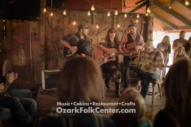 Ozark Folk Center State Park, Mountain View, United States