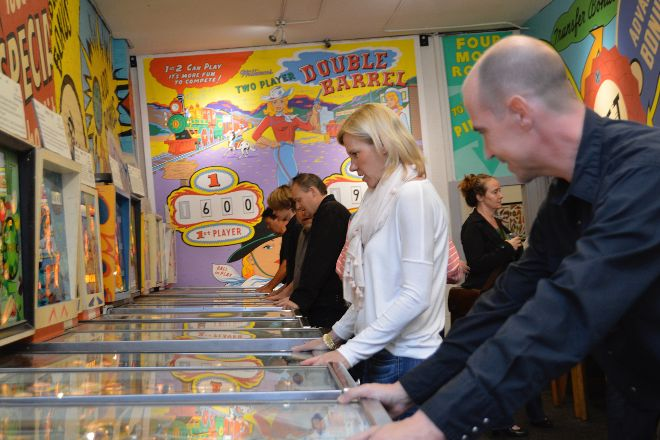 Pacific Pinball Museum, Alameda, United States
