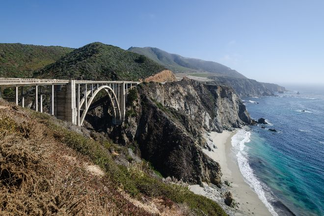 Pacific Valley Bluff Trail, Big Sur, United States