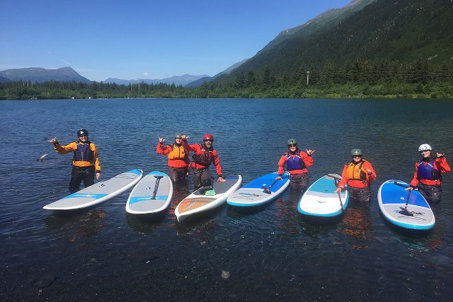 Paddlers' Realm, Whittier, United States