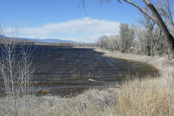 Pahranagat National Wildlife Refuge, Alamo, United States