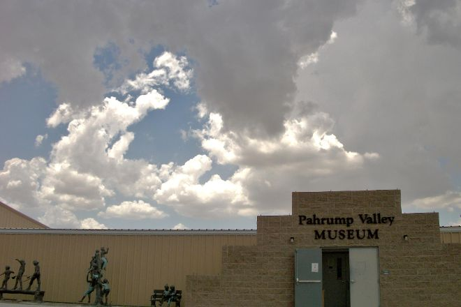 Pahrump Valley Museum, Pahrump, United States