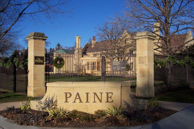 Paine Art Center and Gardens, Oshkosh, United States