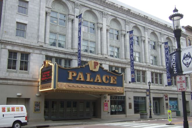 Palace Theater, Waterbury, United States