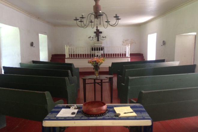 Palapala Ho'omau Church, Kipahulu, United States