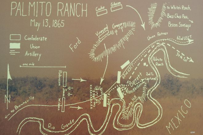 Palmito Ranch Battlefield, Brownsville, United States