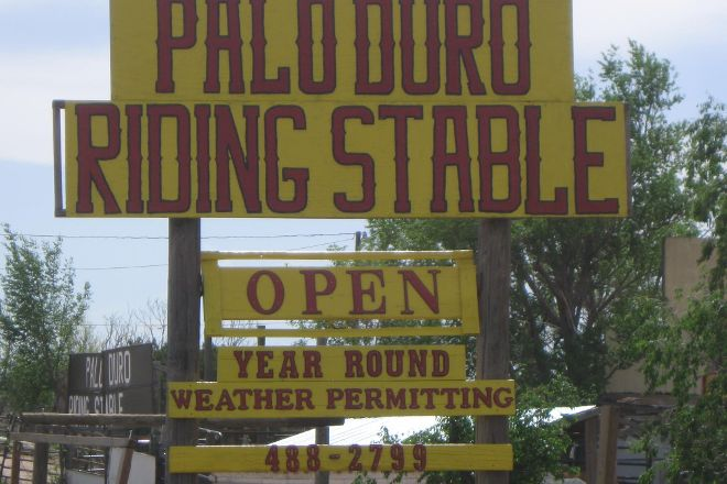 Palo Duro Riding Stables, Canyon, United States