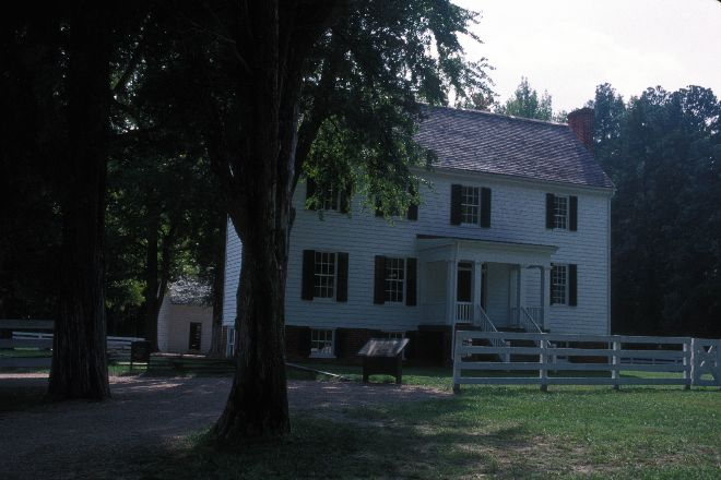 Pamplin Historical Park, Petersburg, United States