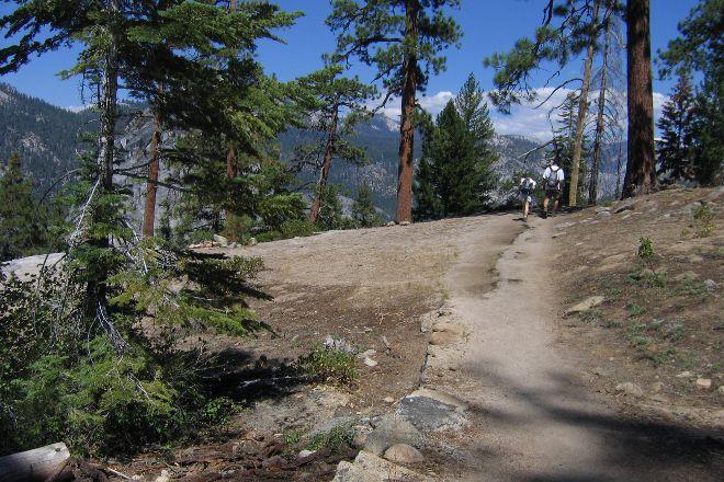 Panorama Trail, Yosemite National Park, United States