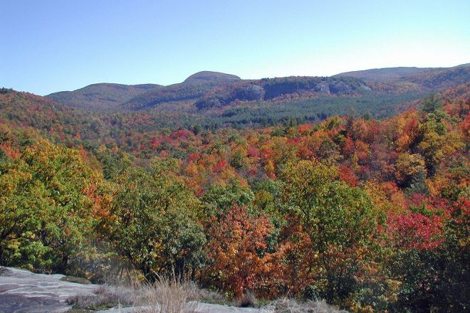Panthertown Valley, Cashiers, United States