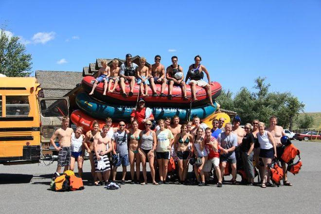 Paradise Adventure Company, Gardiner, United States