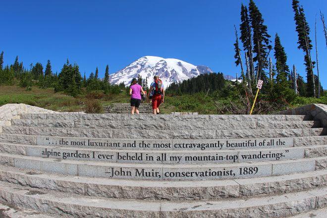 Paradise Loop, Mount Rainier National Park, United States