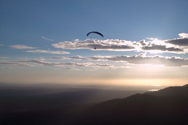 Parafly Paragliding, Issaquah, United States