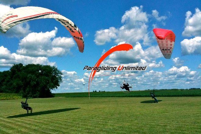 Paragliding Unlimited, Saint Louis, United States