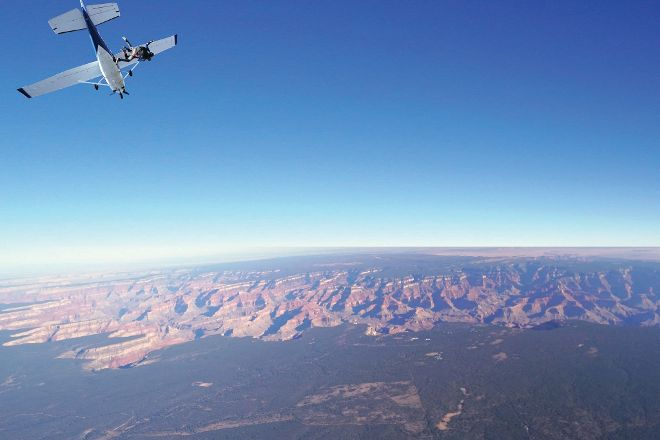 Paragon Skydive, Grand Canyon National Park, United States