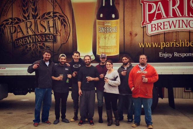 Parish Brewing, Broussard, United States