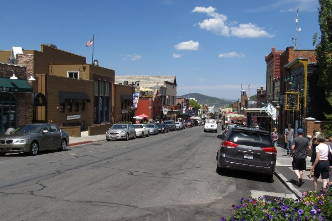 Park City Main Street Historic District, Park City, United States