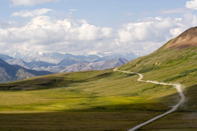 Mc Kinley Park Rd, Denali National Park and Preserve, United States