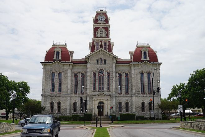Parker County Courthouse, Weatherford, United States