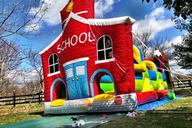 Party On Air Extreme Inflatables, llc, Danville, United States