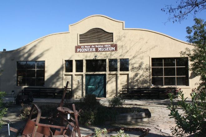 Paso Robles Pioneer Museum, Paso Robles, United States