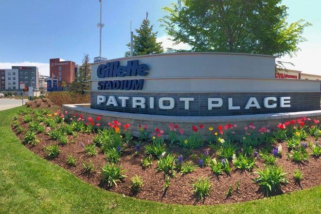 Patriot Place, Foxborough, United States