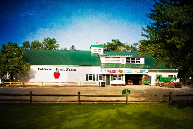 Patterson Fruit Farms, Chesterland, United States