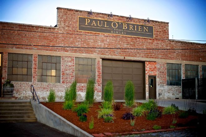 Paul O'Brien Winery, Roseburg, United States