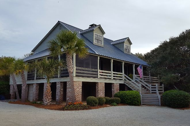 Pawleys Island Historic District, Pawleys Island, United States
