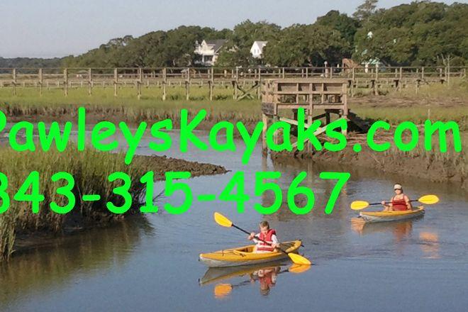 Pawleys Kayaks, Pawleys Island, United States