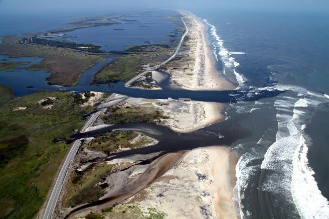 Pea Island National Wildlife Refuge, Rodanthe, United States