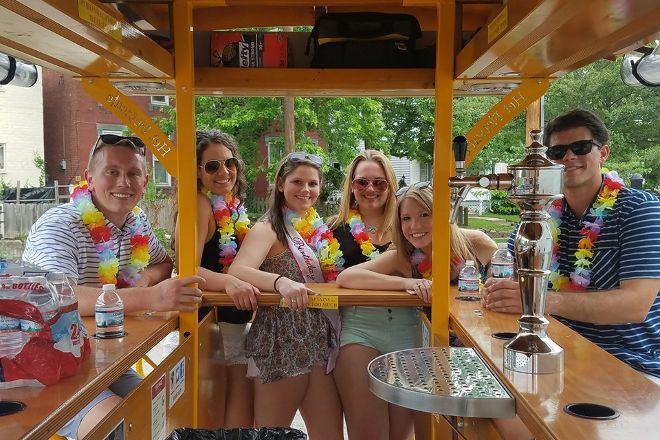 Pedal Wagon Columbus, Columbus, United States